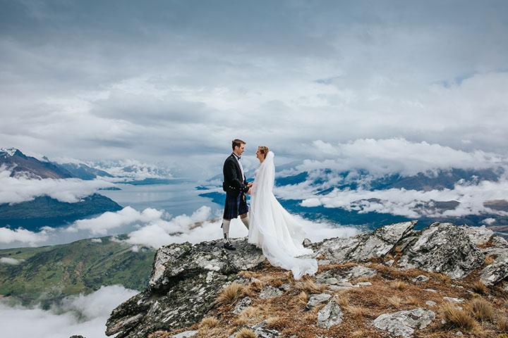 Remarkables Mountain Weddings