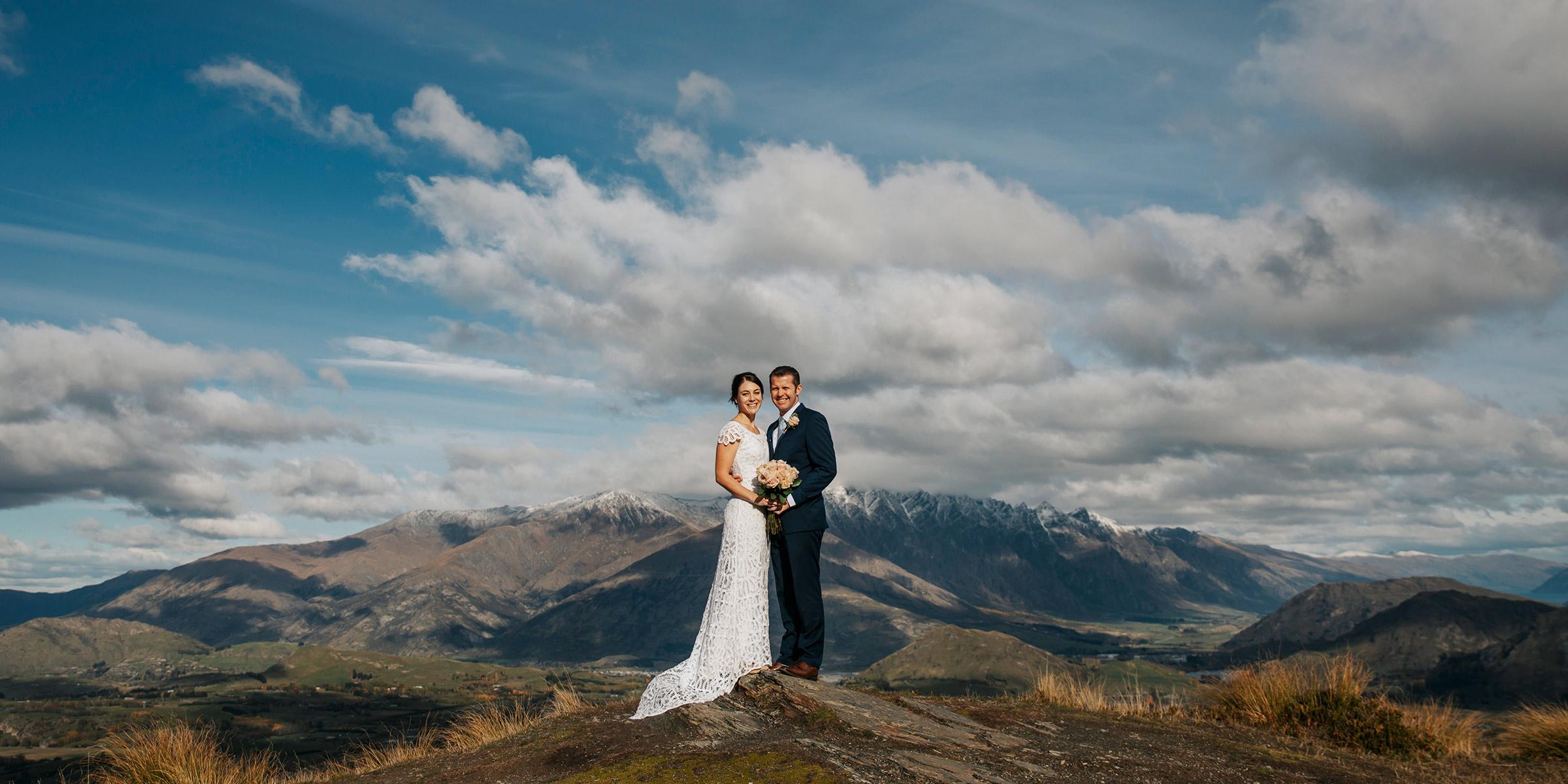 Coronet Peak Wedding package