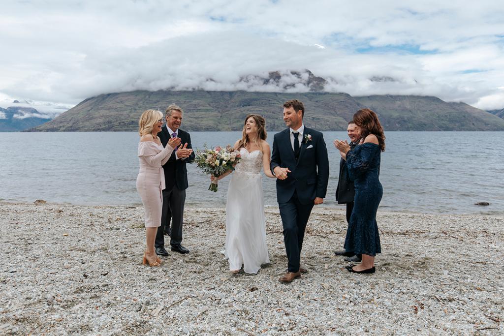 Lakeside wedding Intimate weddings