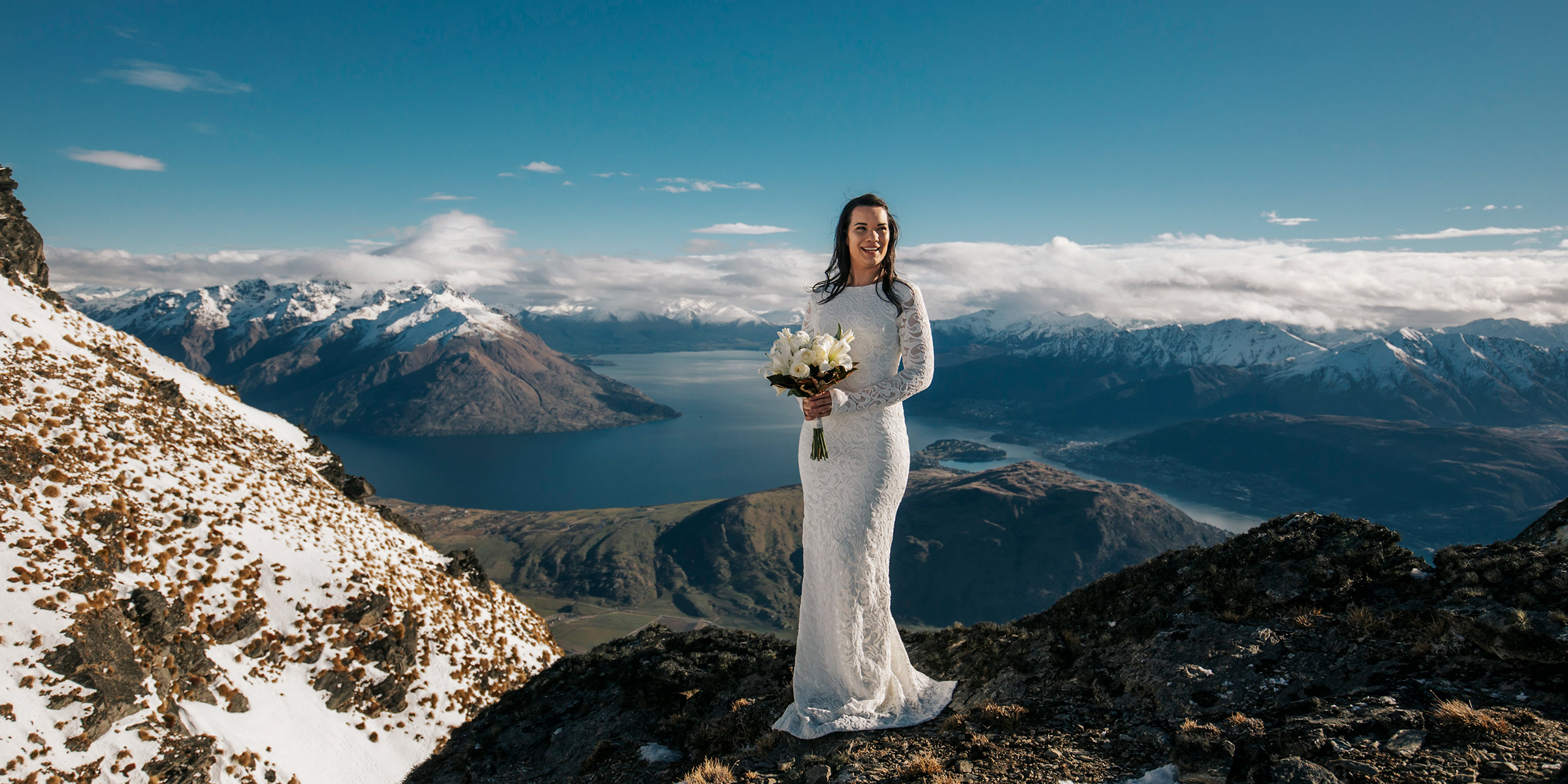 The Remarkables Wedding Package