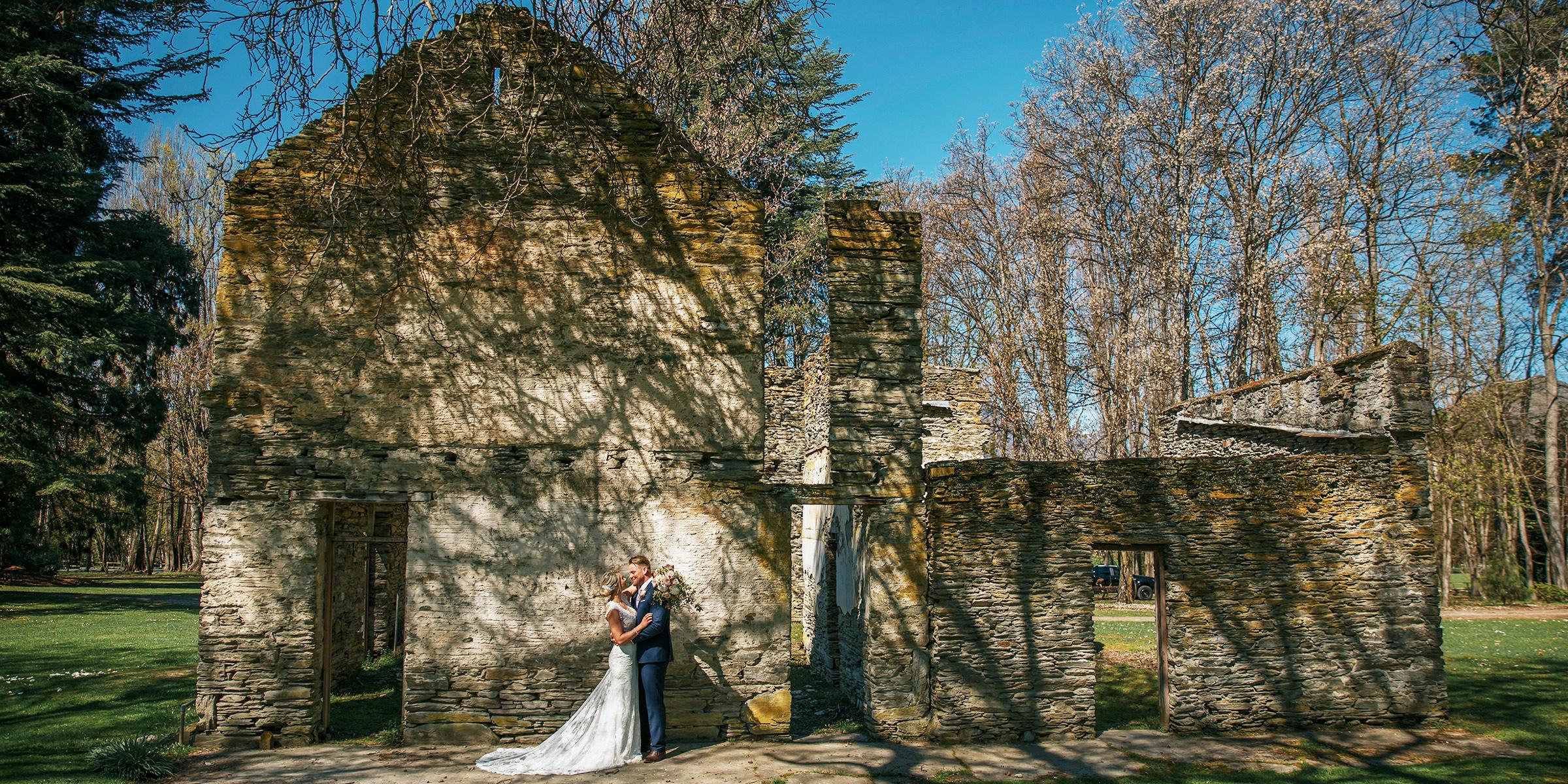 Thurlby Domain Elopement Wedding