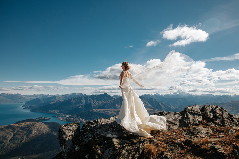 Remarkables Mountain Wedding