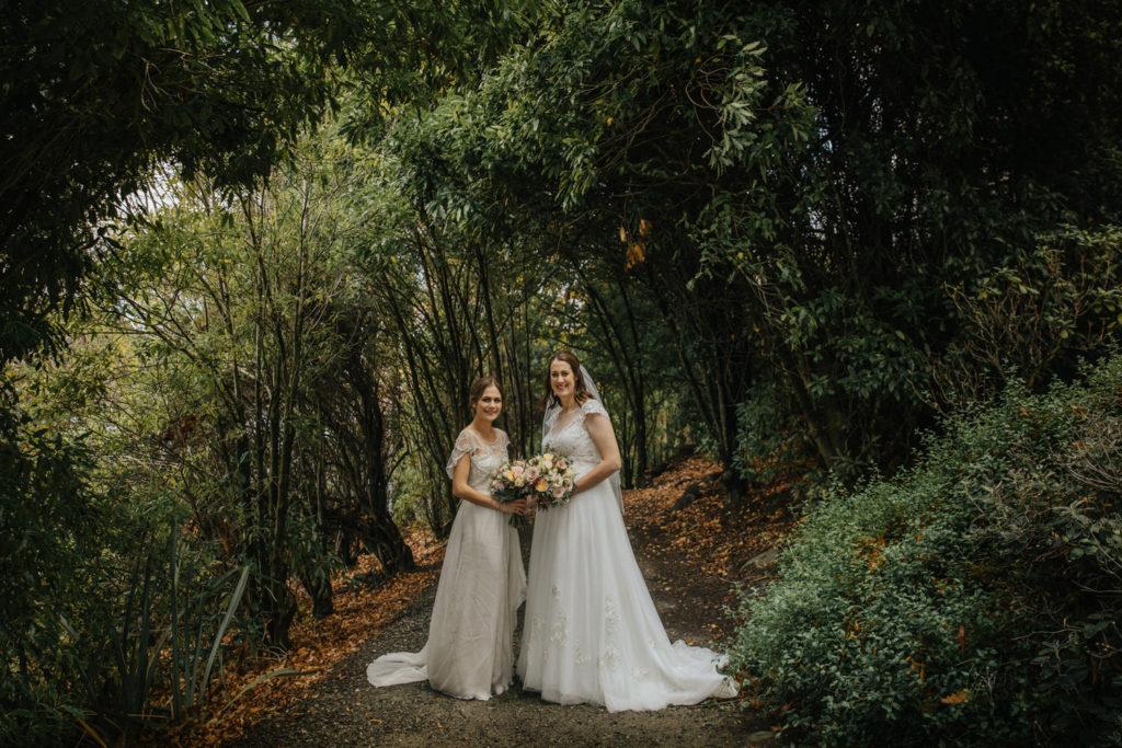 Same sex wedding in Queenstown