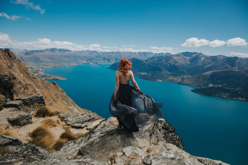 Mountain Wedding on The Ledge Queenstown