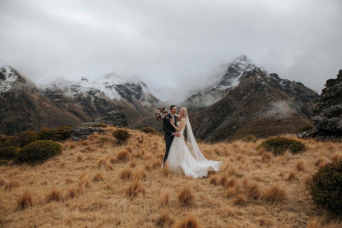 Roundhill Mountain Wedding